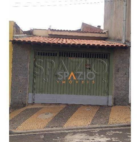 Imagem 1 de 27 de Casa Com 2 Dormitórios, 95 M² - Venda Por R$ 230.000,00 Ou Aluguel Por R$ 850,00/mês - Jardim Paulista Ii - Rio Claro/sp - Ca0108