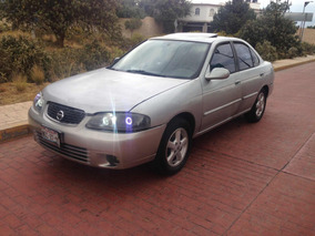 Nissan Sentra Gxe L2 5vel Aa Ee Abs Qc Mt 2003