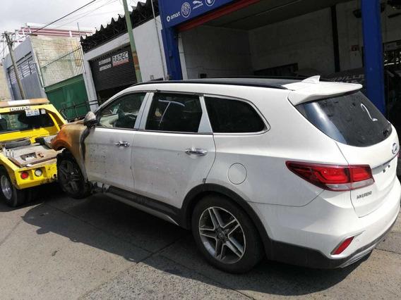 Hyundai Santa Fé Límited 3.3 Partes Refacciones Yonke