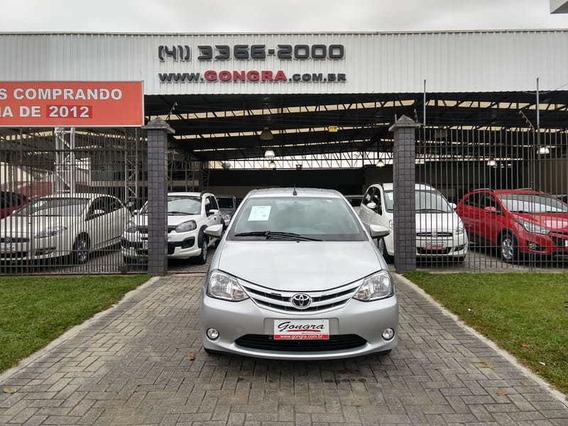 Toyota Etios Xls 1.5 Flex 16v 4p Mec. 2017