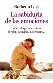 La Sabiduria De Las Emociones 1 Levy - Libro Nuevo