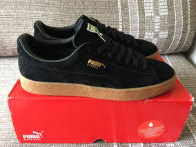 Puma States Clyde Suede Luxo Nº 39 (us 8)