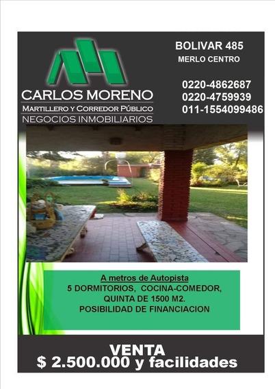 Hermosa Quinta!!!