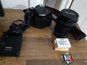 Câmera Canon T4i Lente 18-135mm + Acessórios