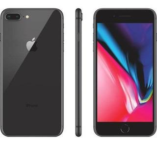 iPhone 8 Plus 64 Gb Preto Novo
