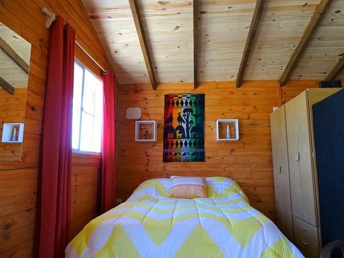 Alquiler Temporario  Casa En Punta Del Diablo 4 Personas