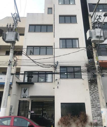 Imagem 1 de 9 de Sala Comercial Para Locação Em Suzano, Jardim Paulista, 1 Banheiro - Sc004_1-1970393