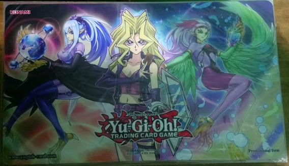 Yugioh! Mai Valentine Harpie Lady Perfumer Playmat