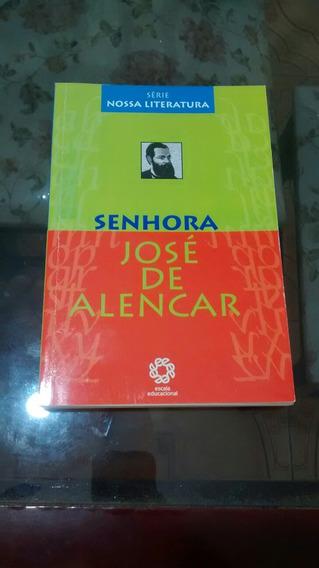 Senhora José De Alencar Nossa Literatura