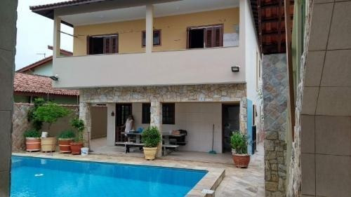Belíssima Casa No Cibratel 2, Em Itanhaém, Ref. C0621 L C