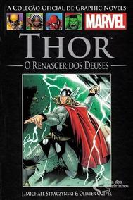 Livro Oficial De Graphic Novels Marvel - Thor