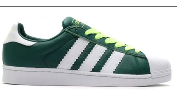 adidas verdes nuevas