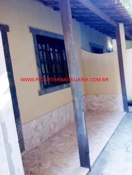 Ponto Chic/n. Iguaçu. Casa 2 Quartos, Sala, Cozinha, Banheiro, Varanda E Garagem. - Ca00562 - 33536340