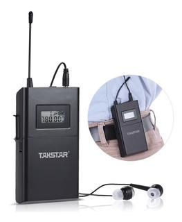 Auriculares In Ear Takstar Wpm-200 Uhf Fervanero Ventas