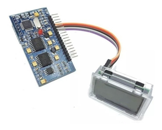 Módulo Inversor Senoidal Display Lcd Egs002 Eg8010 + Ir2113s