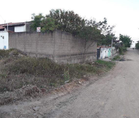 Vendo Excelente Terreno Murado E Com Portão - Maranguape/ce