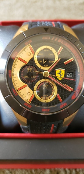 Relógio Ferrari Esportivo