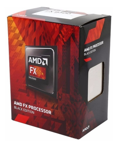 Processador Fx 8300 3.3 Ghz 8-core Am3+ 16mb 95w Box Amd