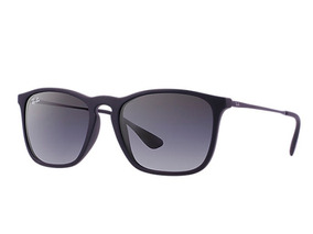 074084d04 Óculos Sol Ray-ban Rb4187 Chirs Original Masculino Feminino