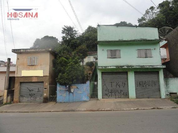 Casa Residencial À Venda, Centro, Franco Da Rocha. - Ca0280
