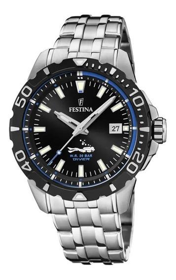 Relógio Festina F20461/4 - Diver 20atm