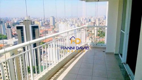 Apartamento Em Condomínio Clube Com Varanda Gourmet-vila Mariana - Ap3654