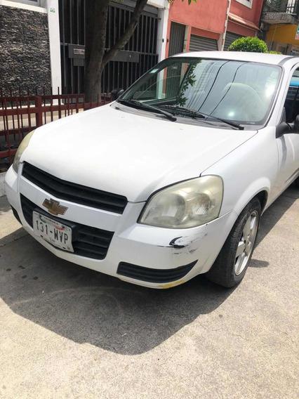 Chevrolet Chevy 1.6 5p Paq H Mt 2010