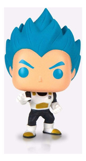 Funko Pop Dragon Ball Z Vegeta Blue God Goku Black Goku