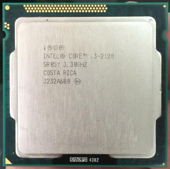 Processador Core I3 2120 3,3ghz Dual Core 4 Threads Lga1155