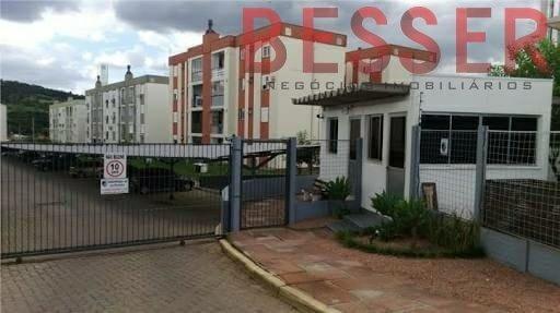 Apartamento 2 Dormitorios   58m²   Sapucaia - V-921