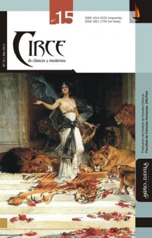 Revista Circe Nro. 15
