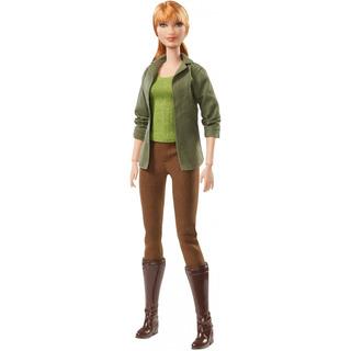 Muñeca Claire Barbie Mundo Jurasico