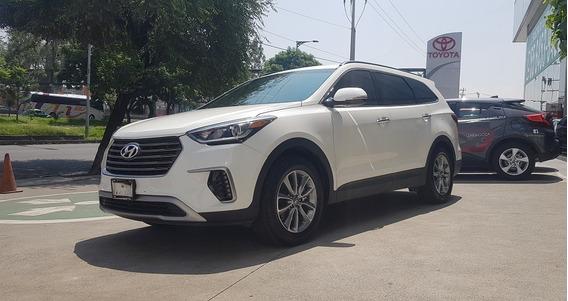 Toyota Hyundai Santa Fe Gls Premium 7 Pas 2018
