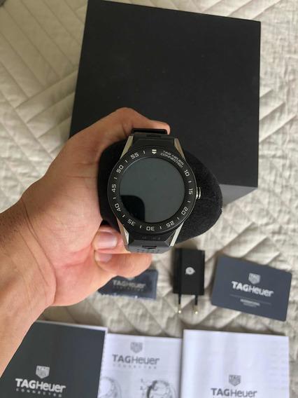 Tórro Lindo Tag Heuer Connected Modelo Novo 41mm Completo!!