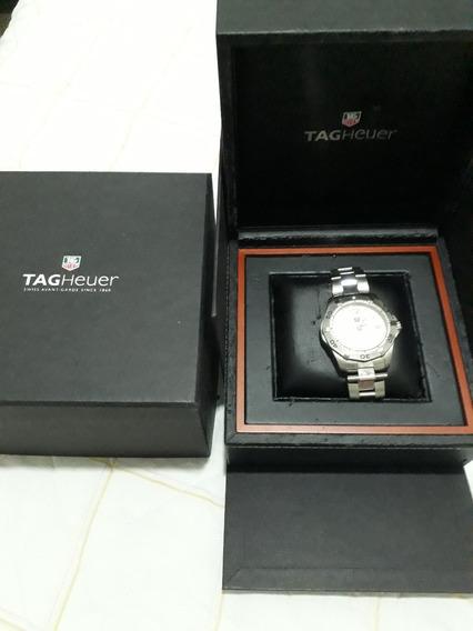 Relógio Suíço Tag Heuer Aquaracer 300m Original,na Caixa