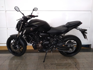Yamaha Mt-07 700 Abs 2019