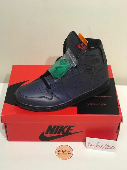 Tênis Nike Jordan 1,air Jordan Exclusivo E Refletivo