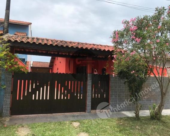 Casa A Venda No Balneário Atlântico, Ilha Comprida - Ca00835 - 33823926