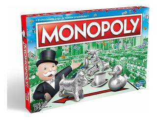 Juego De Mesa Monopoly Hasbro Gaming Nueva Edición