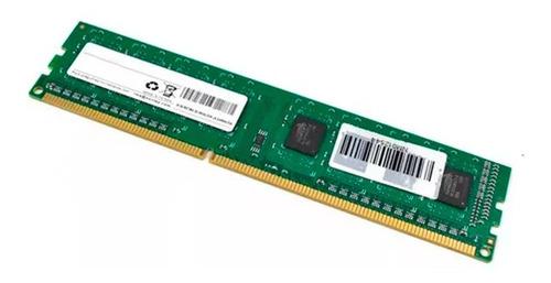 Imagen 1 de 5 de Memoria Pc Gamer 8gb Ddr4 2400mhz Para Todos Amd E Intel