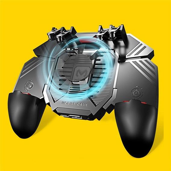Ak77 Mobile Game Controller Sem Fio Gaming Gatilho Preto