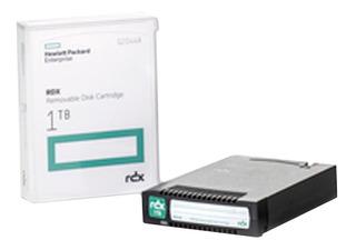 Cartucho Datos Rdx De 1 Tb Disco Extraíble Q2044a Hp