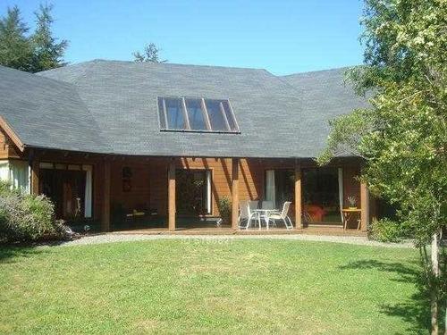 Espectacular Casa En Parcela Camino Pucon Caburgua Km 1 -