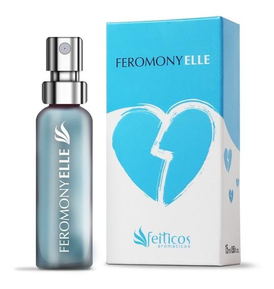 Perfume Atrair Mulher - Feronomy Elle - Afrodisíaco 15ml