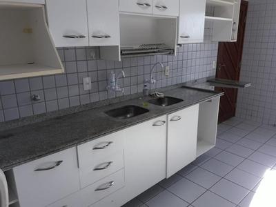 Apartamento Em Capim Macio, Natal/rn De 110m² 3 Quartos Para Locação R$ 2.550,00/mes - Ap237561
