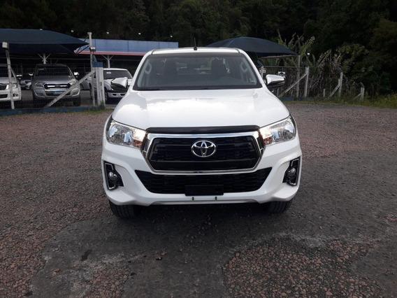 Toyota Hilux 2.7 Srv 4x4 Cd 16v Flex 4p Automático