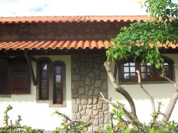 Excelente Casa Cond. Frente Lagoa-praia Seca