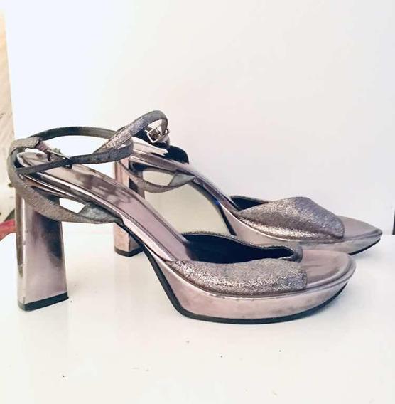 Zapatos Vintage Nine West Retro Importados Usa. Talle 40