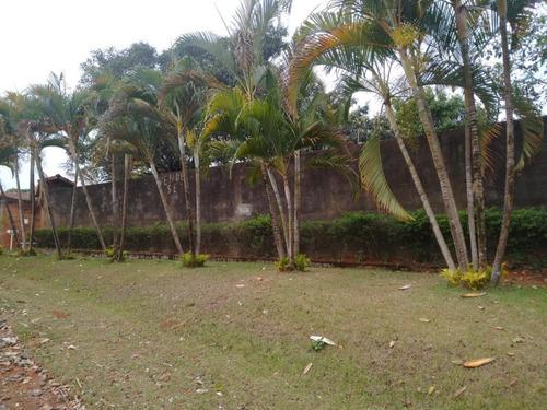 Chácara À Venda, 2000 M² Por R$ 380.000,00 - Recreio Uirapuru - Cosmópolis/sp - Ch0506