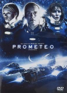 Prometeo - Dvd Nuevo Envio Incluido